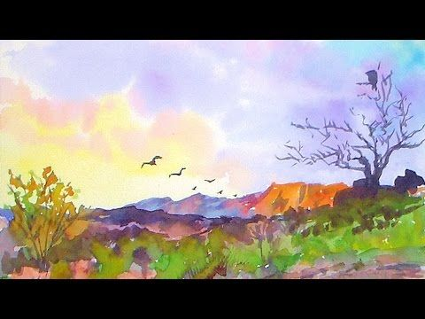 1315 best Watercolour tutorials images on Pinterest
