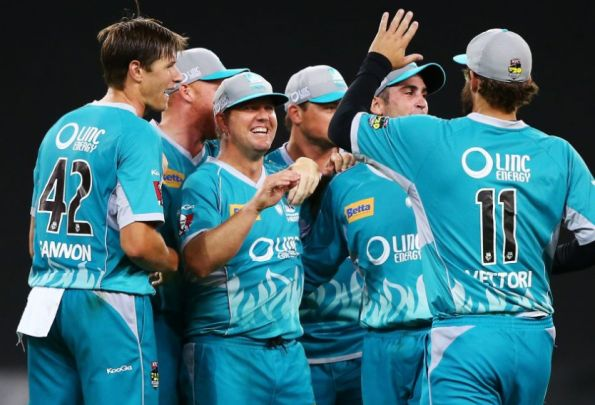 BBL 2017-18 Brisbane Heat vs Sydney Thunder Today Match Prediction
