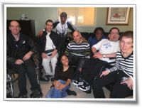 March of Dimes Canada L.I.F.E. Program participants