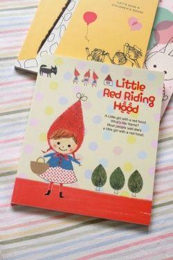 Chibi Run Kawaii Chibi Notebook - Little Red Riding Hood
