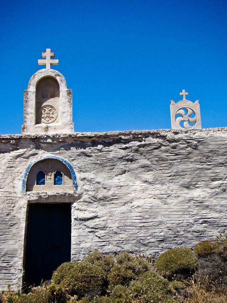 Isternia-Tinos Island. Greece.
