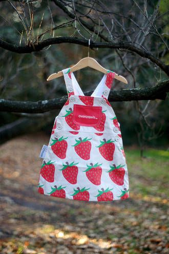 Red Strawberry Fields Dress http://www.babyavenue.co.nz/shop/Overcrawls/Dresses/Red+Strawberry+Fields+Dress.html