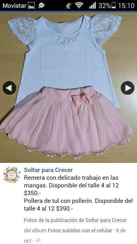a7cf0e51d Pin de Clarice Daluz en ropa de nena   Vestidos niña verano, Ropa ...