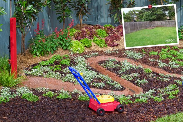 music and sensory garden for children design - Google Search