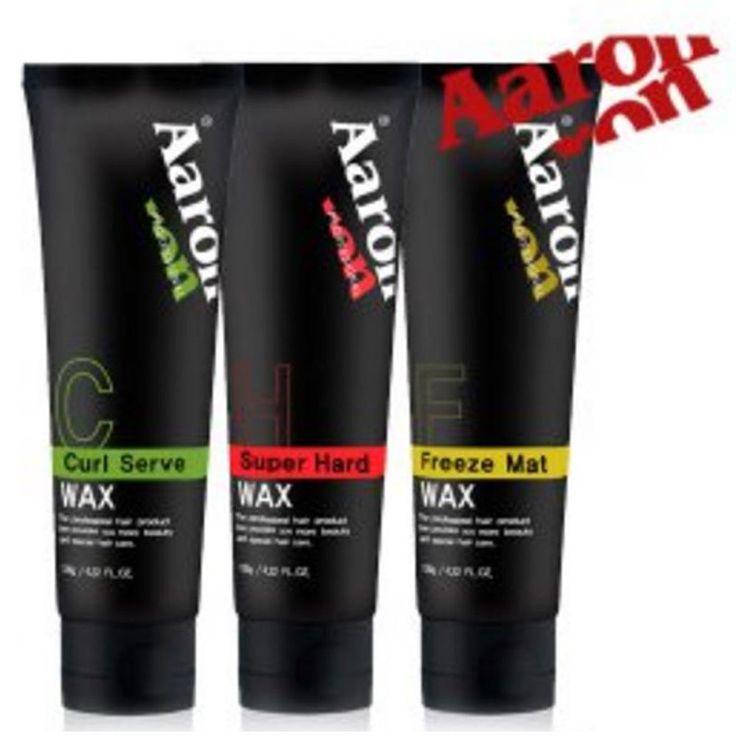 Aaron Hairwax 120 ml frezze mat super hard curl serve #Aaron