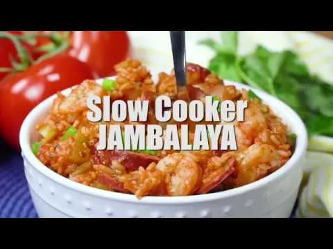 Slow Cooker Jambalaya - Spicy Southern Kitchen