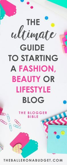How do bloggers make money? Learn how you can do this in THE BLOGGER BIBLE, the only all-inclusive guide to creating a fashion, beauty and lifestyle blog.