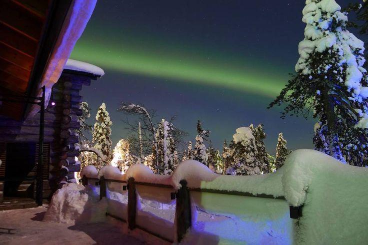 Už jste někdy ze své terasy viděli polářní žáři? http://www.drevostavitel.cz/clanek/finske-sruby/1642