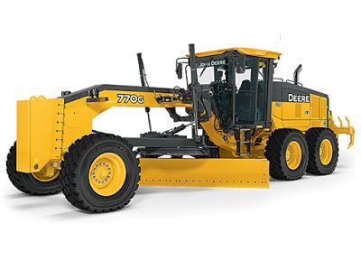 John Deere Service Technical Manual: JOHN DEERE 770G 770GP 772G 772GP MOTOR GRADER OPER...