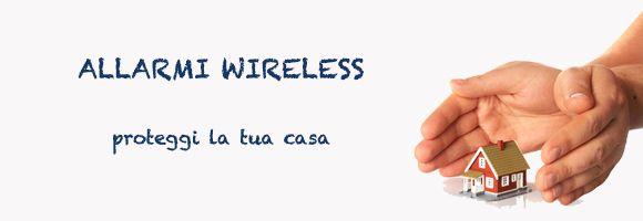 allarme scudo wireless bravò perinelli forniture