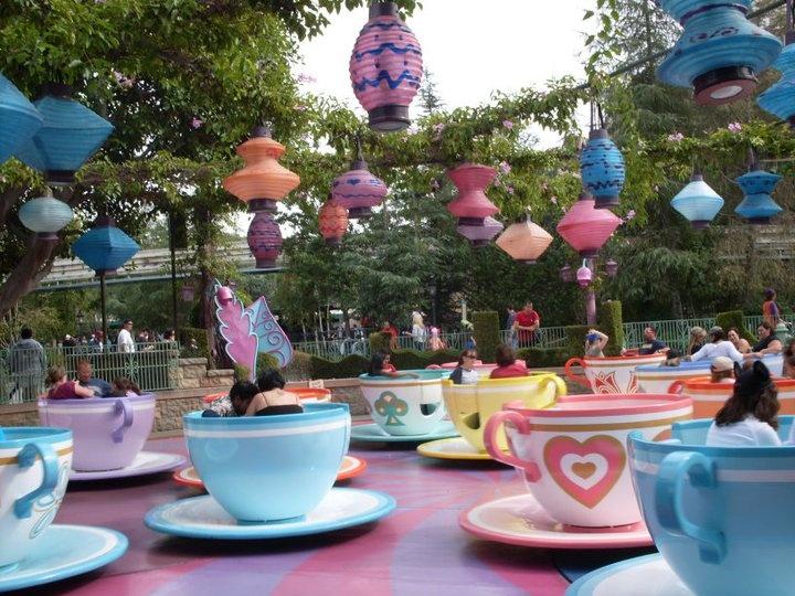 Mad Tea Party Disneyland 17 Best images about D...