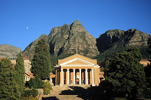University of Cape Town | 25 Of The Most Beautiful College Campuses In The World
