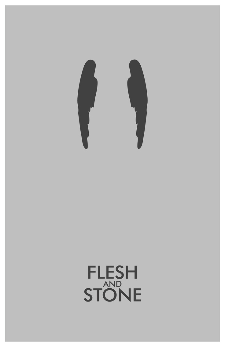 Comfy chairs doctor who - Doctor Who Flesh And Stone Poster
