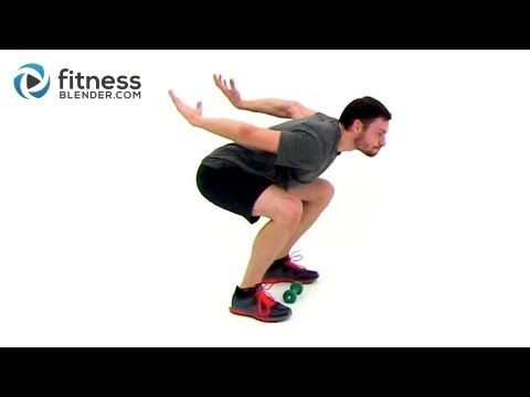 ▶ Fat Burning Plyometric Workout -- Plyometric Training for Power, Speed and Increased Vertical - YouTube