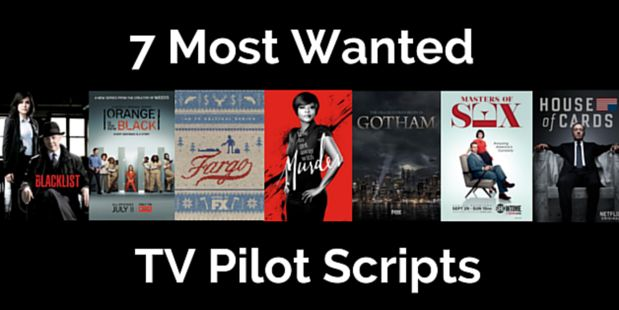 7 Most Wanted TV Pilot Scripts PDf download: One of the best ways to learn how to write TV pilot scripts, is by reading pilot scripts. I gathered seven pilot scripts from some of the most talked-about drama pilots of the last three years.