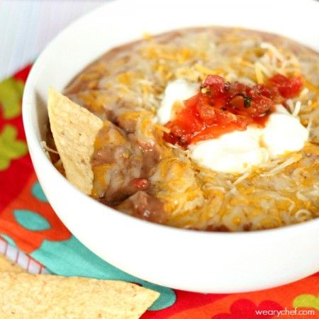 Are you short on time but need to feed a crowd? This 10-Minute Bean Dip is the perfect solution. You probably have all the ingredients you need right now!