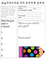 Best 25+ Parent survey ideas on Pinterest | Night and day ...