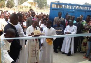 Angola 60 anos de presença: Festival marista em Kuito-Bié