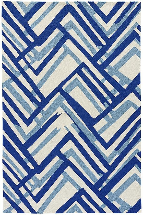 Lane Area Rug - Synthetic Rugs -  Hand-hooked Rugs -  Patio Rugs -  Outdoor Rugs -  Contemporary Rugs | HomeDecorators.com
