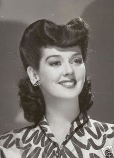 Forties Fashions: Authentic WWII Era Hairstyles & How To Have One