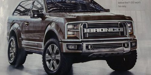 2020 Ford Bronco Price and Release Date Rumor - New Car Rumor | Ford | Ford bronco, Ford trucks ...