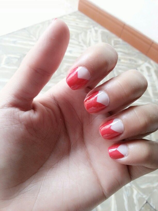 cute and simple Nails!