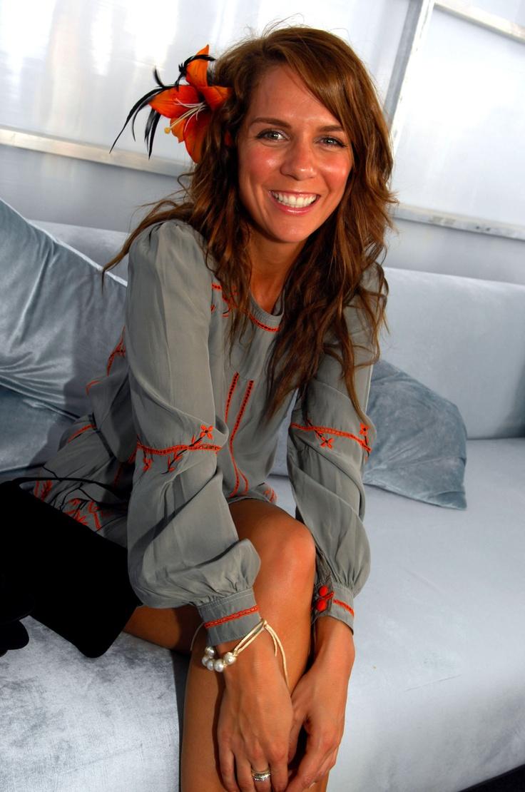 Derby Day 2006 - Michala Banas