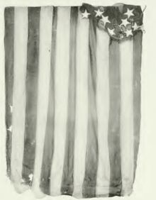 The story of the original Old Glory. Capt. William Driver received this flag as gift, then successfully hid it from Confederate soldiers during the Civil War. When the Union retook Nashville in 1862, he displayed it at the state capital - the last time it ever flew on a flag pole.