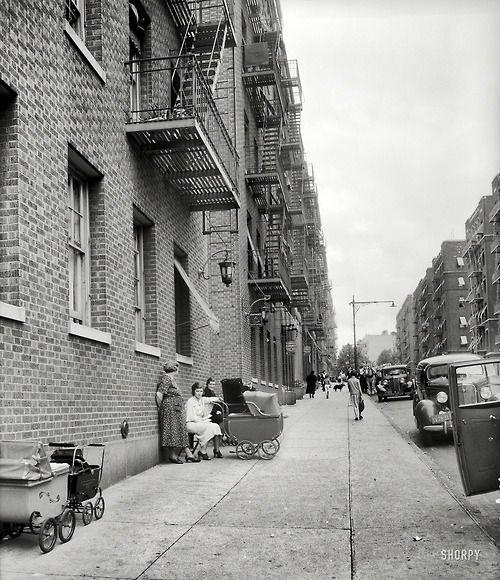 Dorothea Lange - Bronx, New York, USA 1936. S)