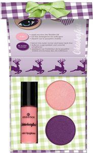 oktoberfest - eyeshadow & lipgloss set 01 i mog di! - essence cosmetics