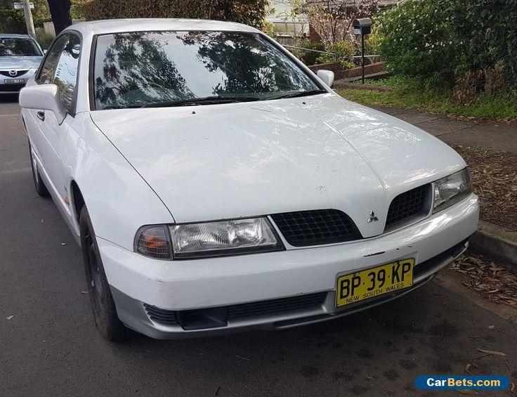 Mitsubishi Magna Solara 2000 4D Sedan Automatic (3.5L - Multi Point F/INJ) #mitsubishi #mitsubishimagna2000sports #forsale #australia