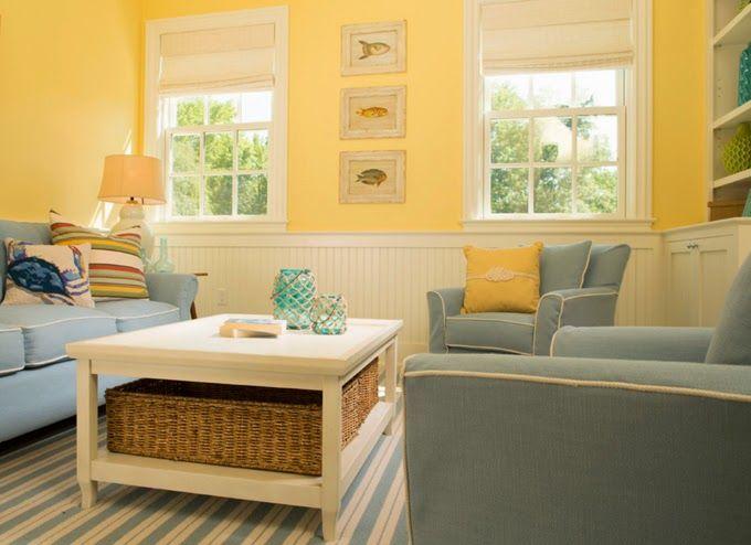 House Of Turquoise Living Room Amusing Více Než 25 Nejlepších Nápadů Na Pinterestu Na Téma Yellow Family . Inspiration
