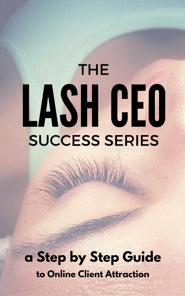 Visit TheLashCEO and join me for details on free