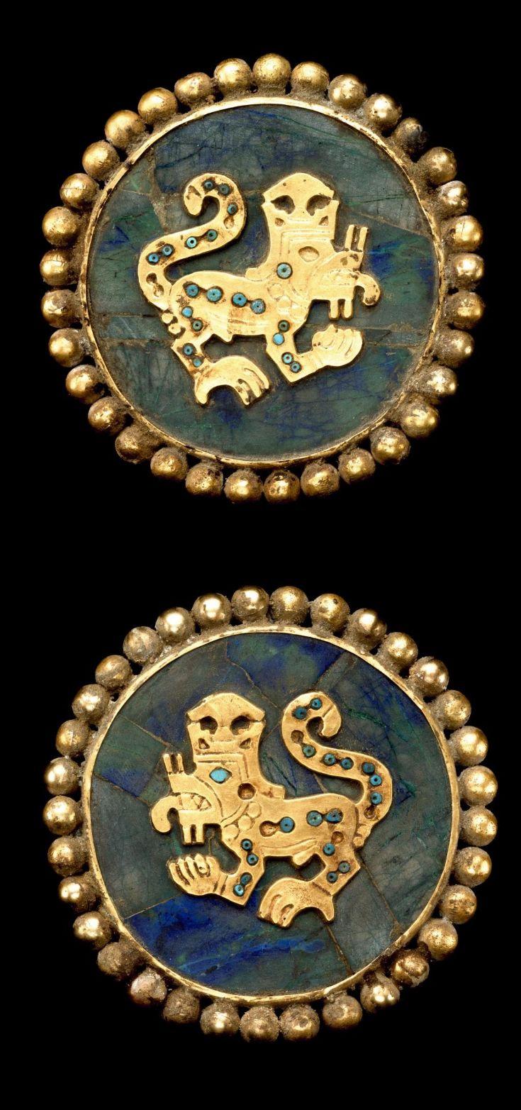 Moche Jewelry
