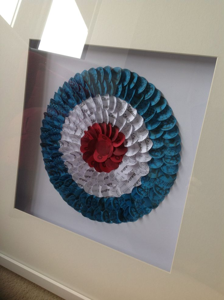 Paper Art Great for any Mod!