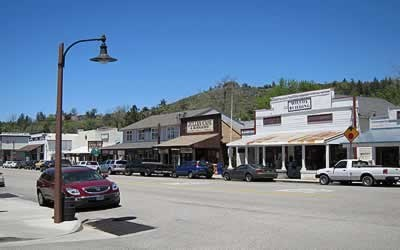 This historic gold mining town is located in the mountains of Northern San Diego County.