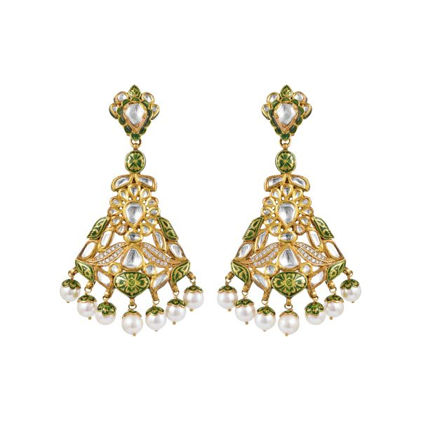 Classic Blend Of Rajputs - Earring - Categories