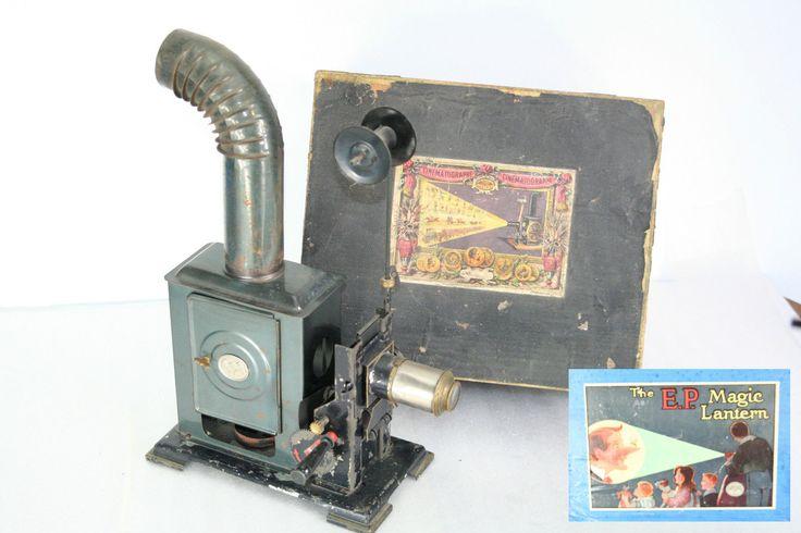 ERNST PLANK -- Pré-cinéma -- Lanterne magique -- Bing in Jouets et jeux, Jouets, jeux anciens | eBay