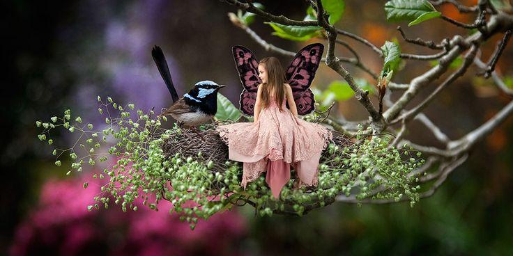 Fairyland Photography - Custom Fantasy Portraiture