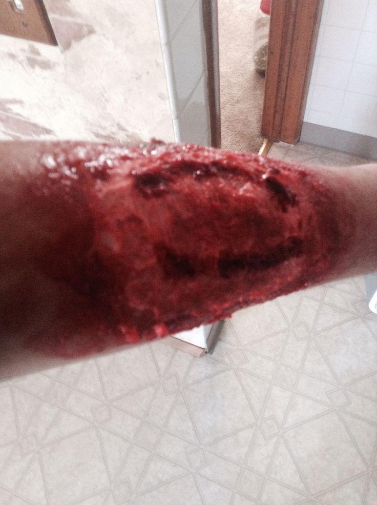 Scary Halloween Prosthetics