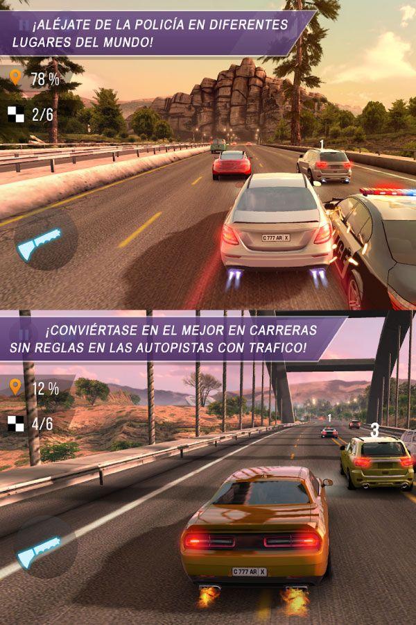 Carx Highway Racing Apk Mod Dinero Ilimitado Juegos De Carreras Carreras Juegos Para Moviles
