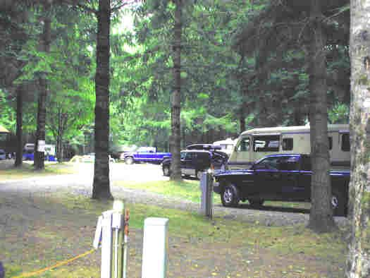 Kid Valley Campground An RV Park And Close To Mount St Helens