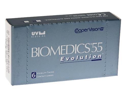 Biomedics 55 Evolution (1 шт.)