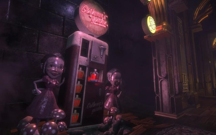 BioShock's Jordan Thomas Discusses the Acclaimed Trilogy