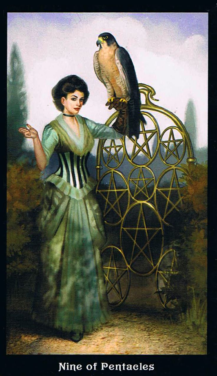 The Pentacles Suit Tarot Cards Meanings In Readings: 17 Best Images About The Steampunk Tarot On Pinterest