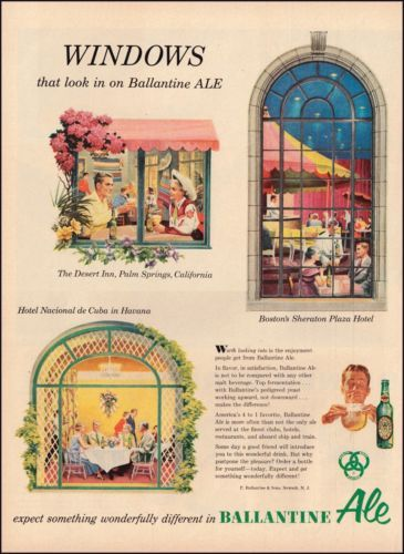 ballantine ale beer