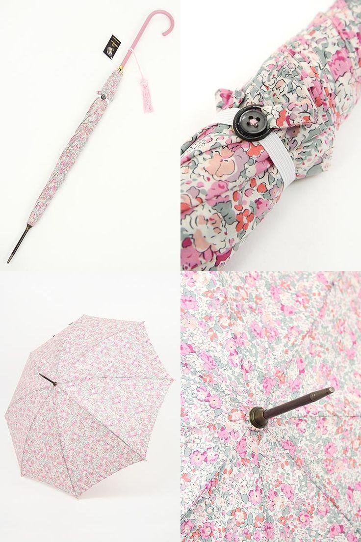 Fox x Liberty umbrella