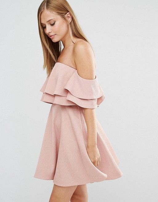 We have fallen in love with this gorgeous date night dress xx