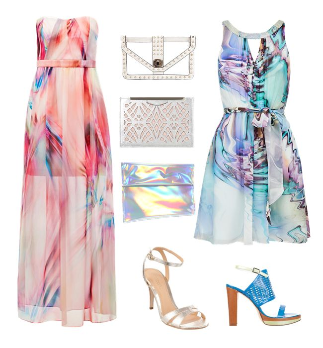 Summer wedding guest outfit ideas.