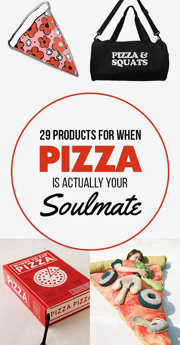 29 Products For When Pizza Is Actually Your Soulmate